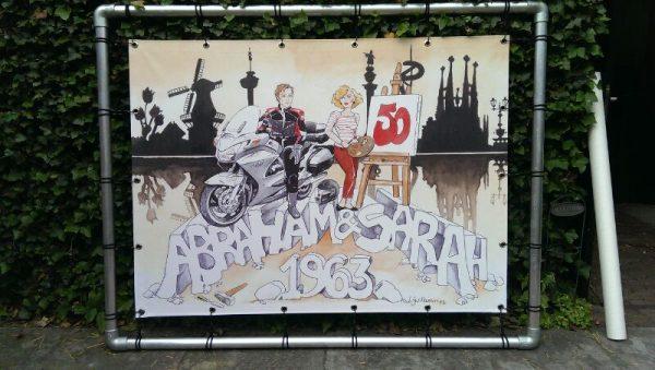 AbrahamSarah Banner Billboard